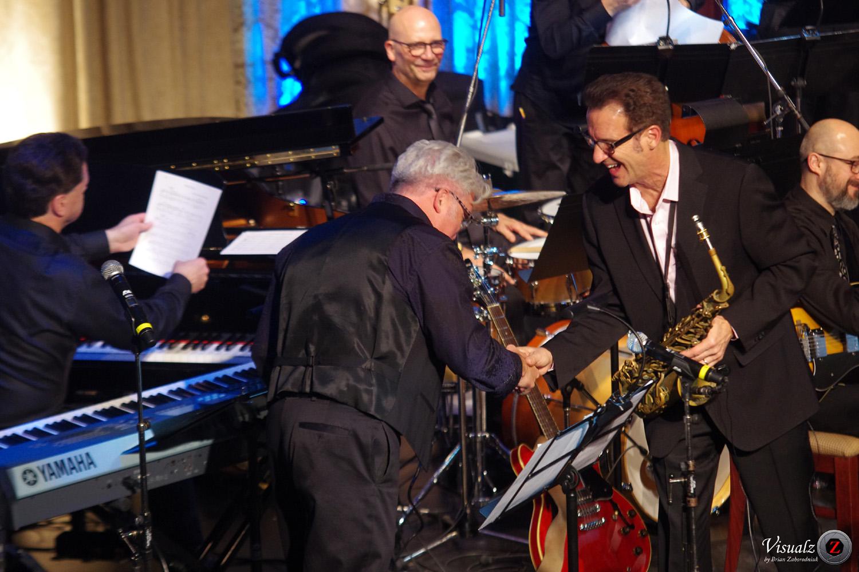 IMGP7272 - River City Big Band - Doug Zimmerman & Eric Marienthal