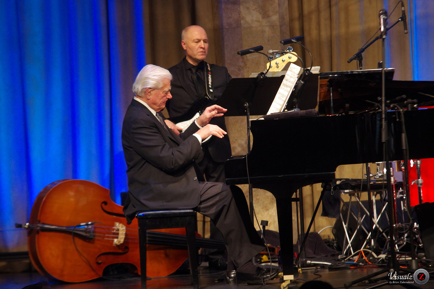 IMGP5998 - Tommy Banks with River City Big Band