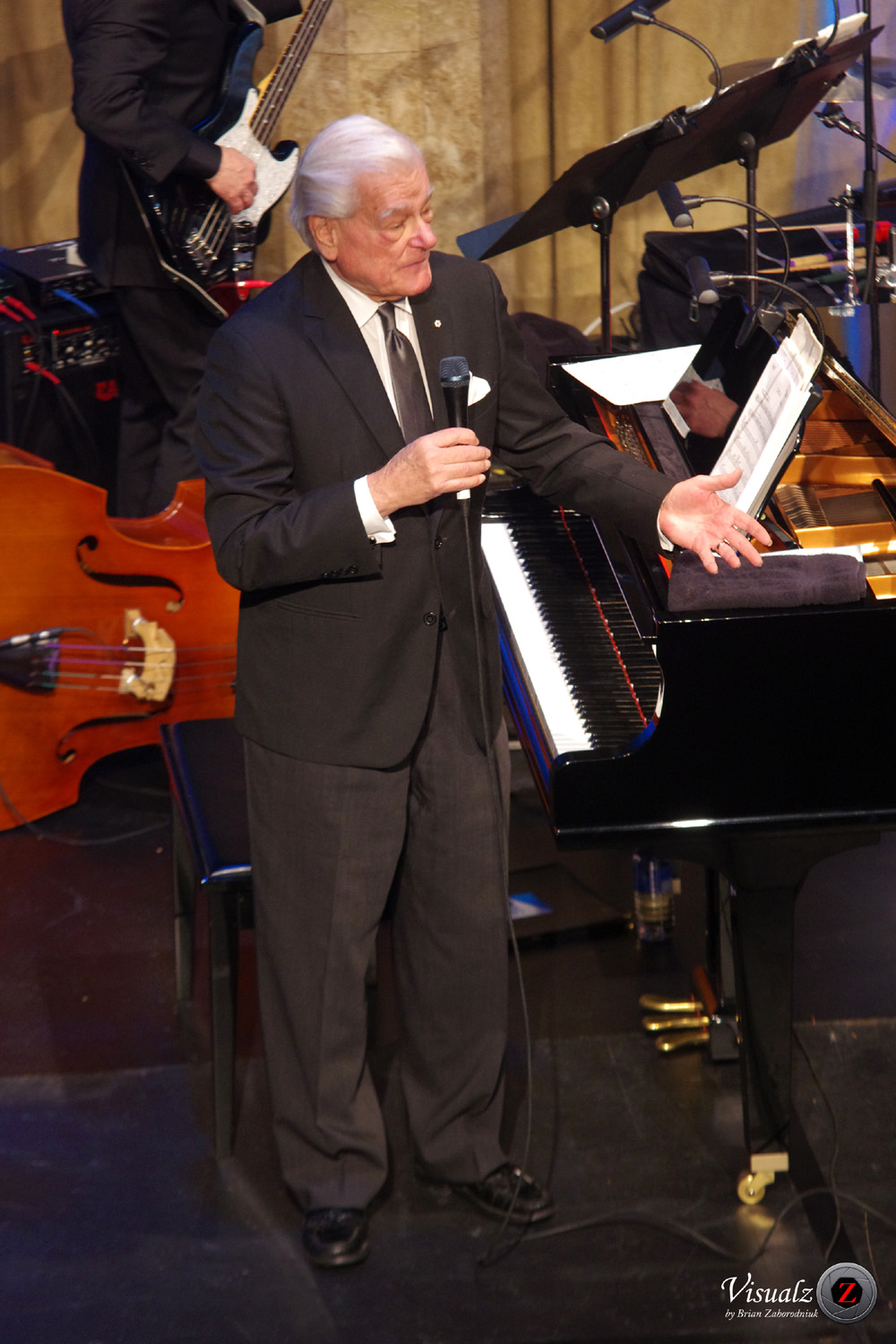 IMGP5670 - Tommy Banks with River City Big Band