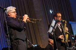 IMGP7246 - River City Big Band - Doug Zimmerman & Eric Marienthal