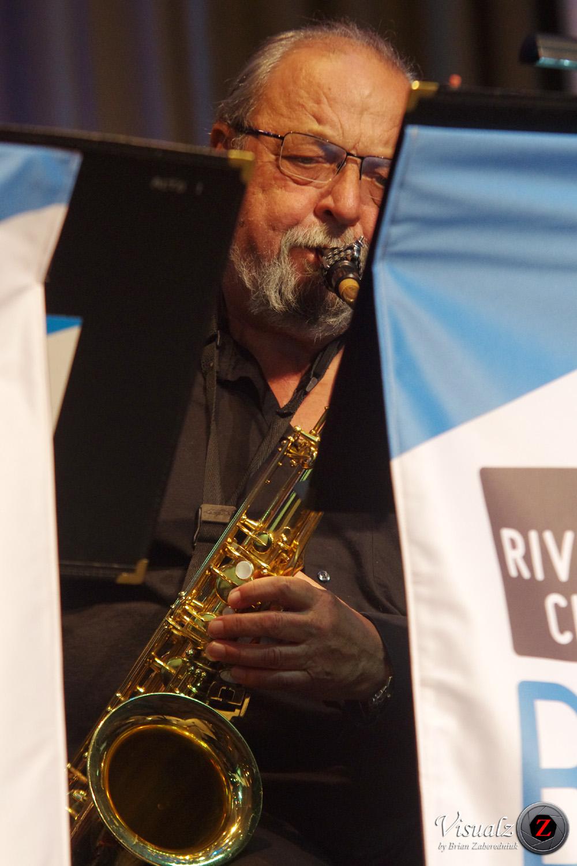 IMGP6864 - River City Big Band - Larry Hunka