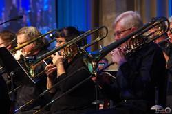 IMGP5922 - River City Big Band - trombones