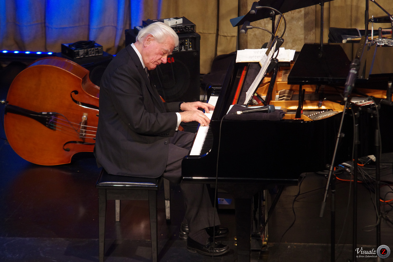 IMGP5852 - Tommy Banks with River City Big Band