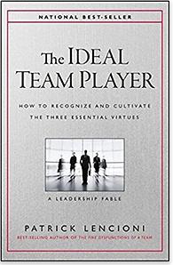The Ideal Team Player, Patrick Lencioni