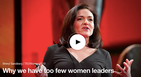 Sheryl Sandberg, Lean In, Female leaders