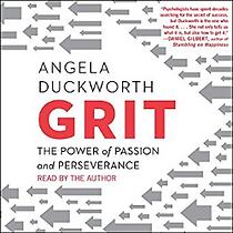 Grit, Angela Duckworth