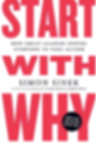 Start with Why, Simon Sinek