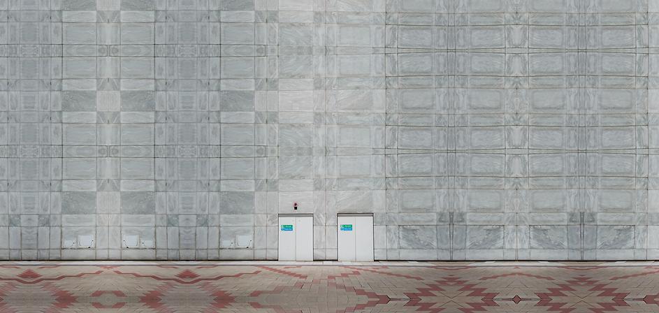 Hanneke van Deursen Canary Wharf Truth Games Architecture