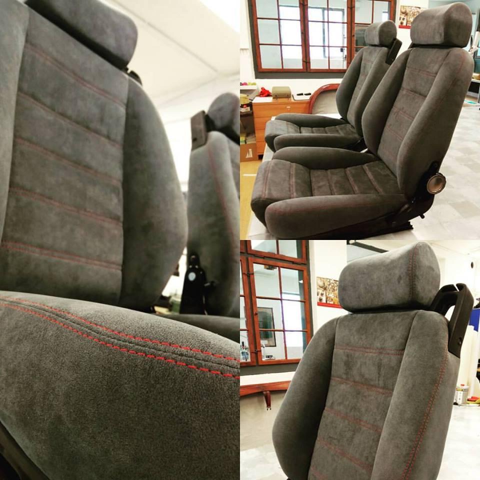 Alfa Romeo Sitze
