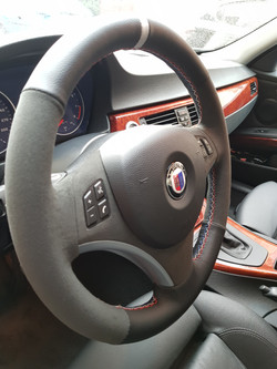 BMW Alpine Lenkrad