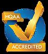 HQAA Accredited Logo