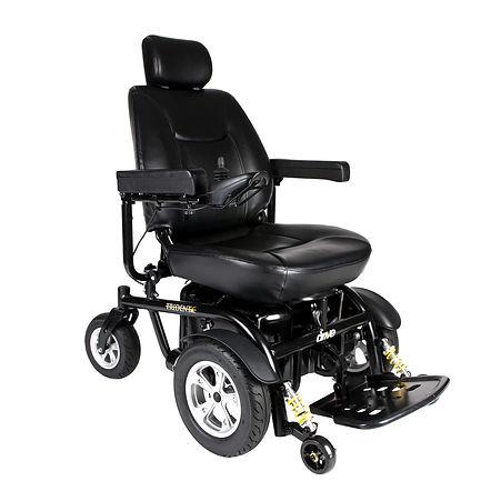 Trident HD power wheelchair