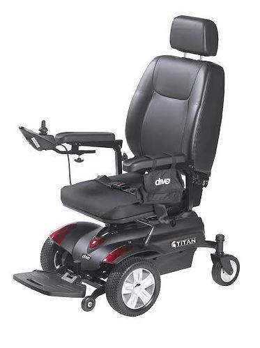 Titan Power Wheelchair