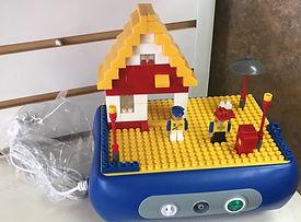LEGO nebulizer