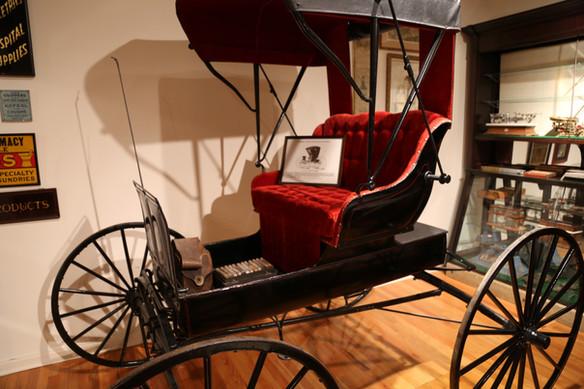 "1910 Studebaker ""Doctor's Buggy"""