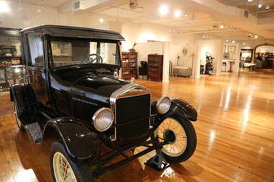 """1926 Model T """"Doctor's Coupe"""""""