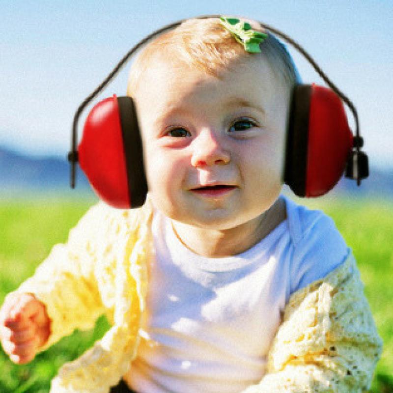 Festival baby, Ear defenders