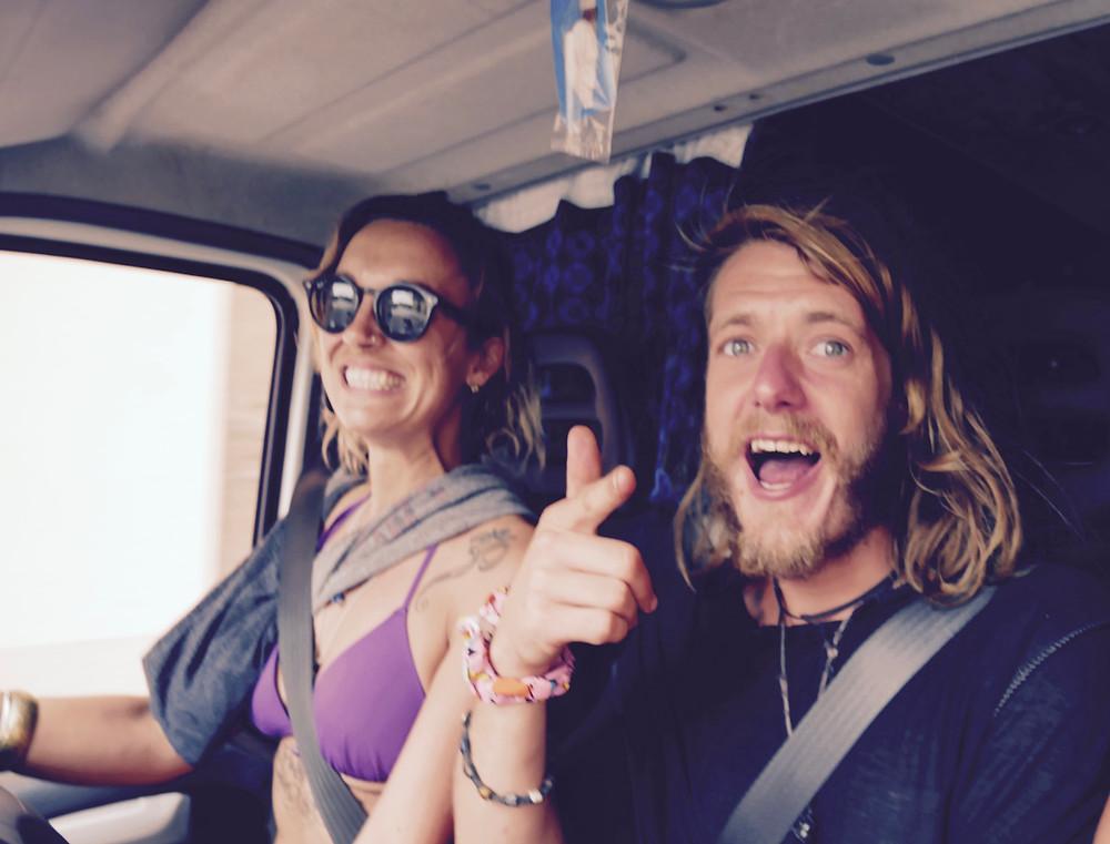 The Kiwi Pips European vanlife adventures