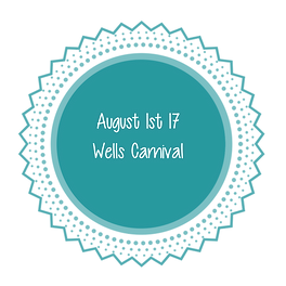 Wells Carnival, food and crafts, north norfolk