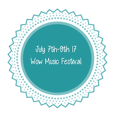 WOW Music festival, norfolk event