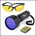 UV Flashlight Pet Urine Detector
