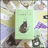 Considerate Cat - Madeleine