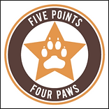 Five Points Four Paws