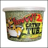 Yeowww Catnip Tub