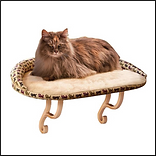 K&H Manufacturing Kitty Sill Deluxe
