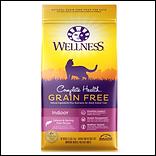 Wellness Complete Health Natural Grain Free Indoor Dry Cat Food