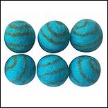 Pet Pizazz 100% Wool Ball Toy