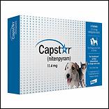 Novartis Capstar Flea Tablets