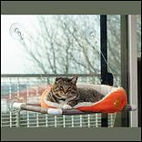 "Original KITTY COT ""World's BEST Cat Perch"""