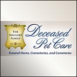Deceased Pet Care Funeral Homes