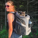 Your Cat Backpack