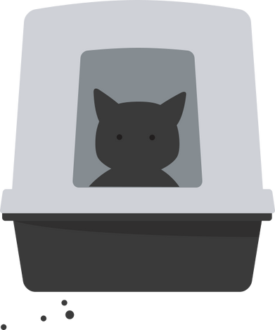 Litter, Litter Boxes, and Accessories