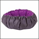 Jackson Galaxy Comfy Clamshell Bed