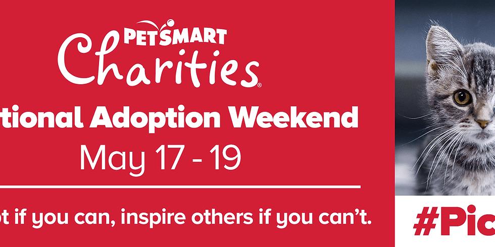 PetSmart National Adoption Weekend