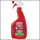 Nature's Miracle Advanced Cat Stain and Odor Eliminator