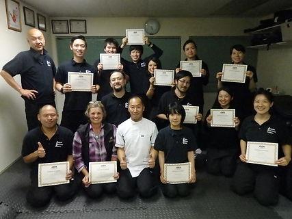 KIAI SHIATSU massage Kelowna, workshop