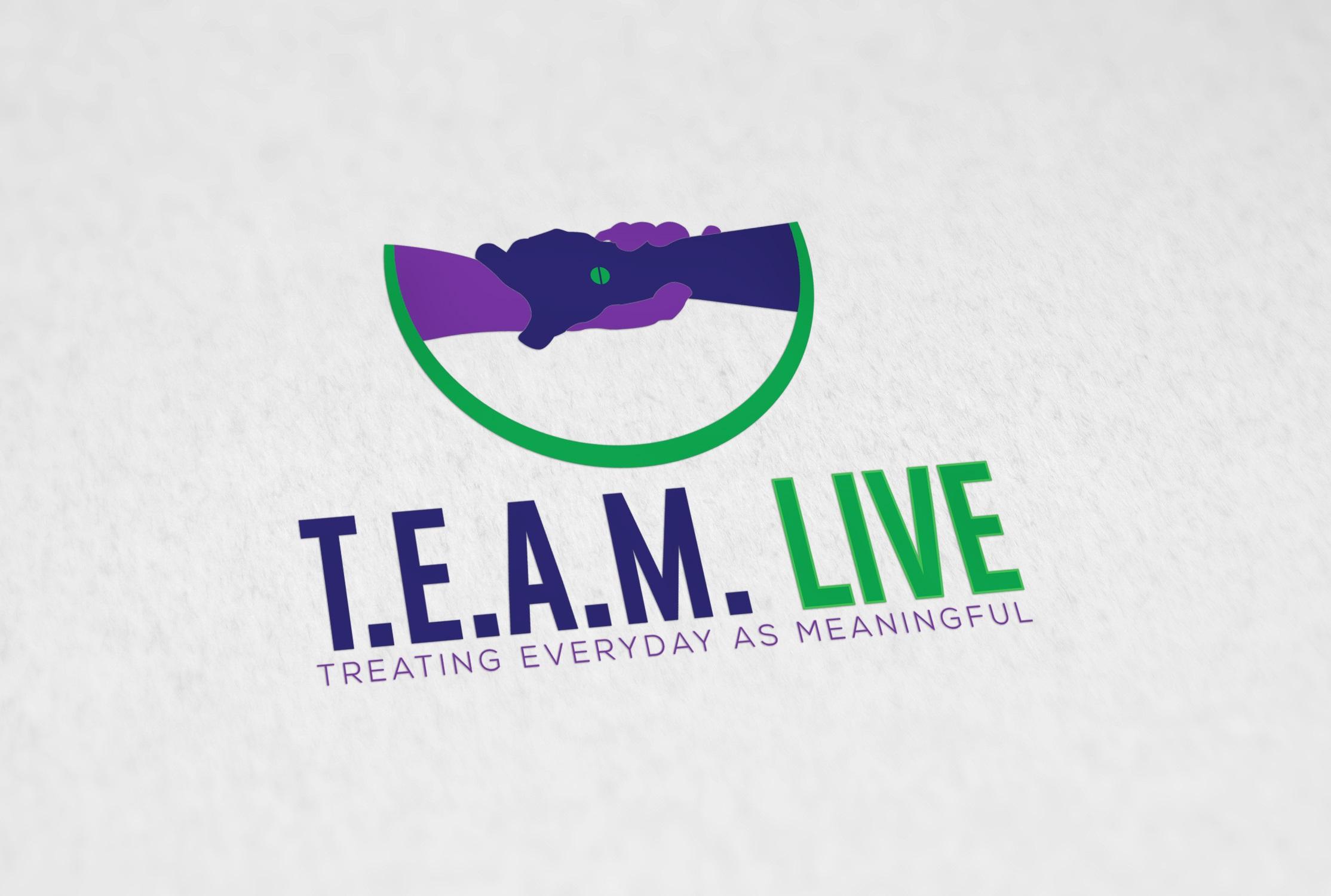 TEAM Live Logo