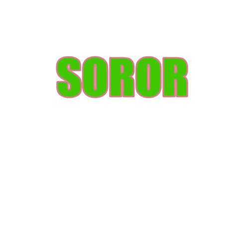 Soror Block Print
