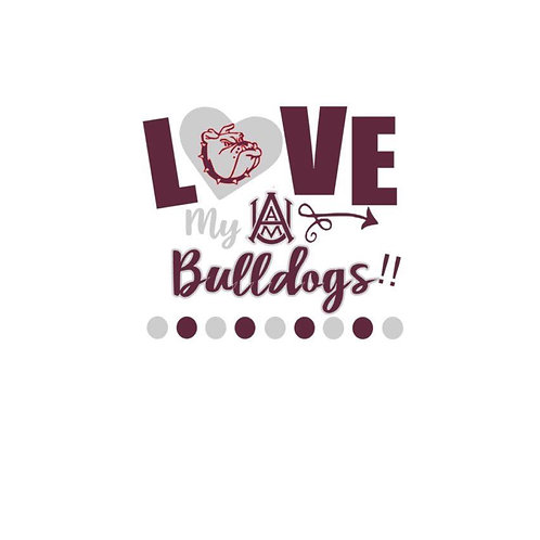 Love My A&M Bulldogs