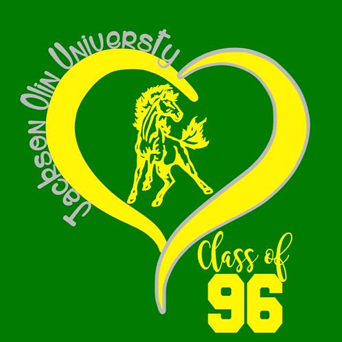 Jackson Olin Class of '96