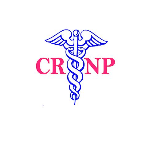 Certified Registered Nurse Practitioner