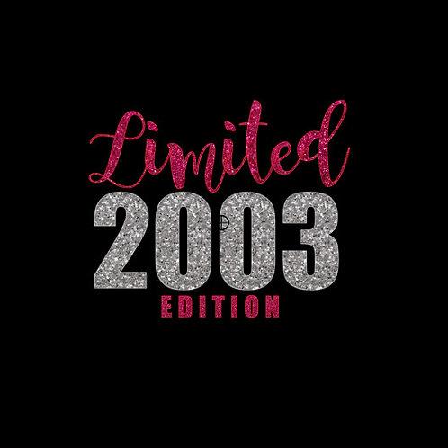 {Custom} Limited Edition