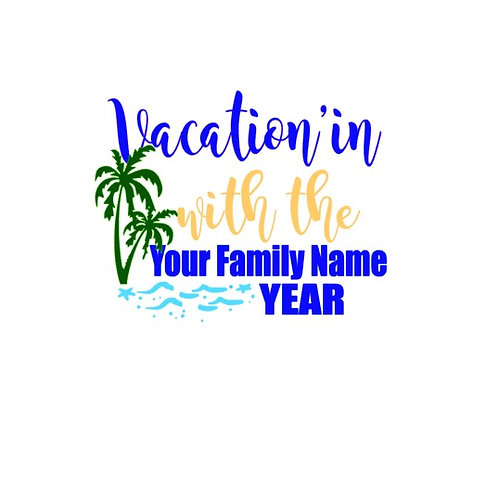 {Custom} Family Vacation Design