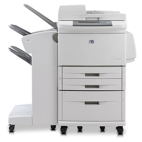 HP Laserjet M9050MFP With C8085A Finisher 50ppm
