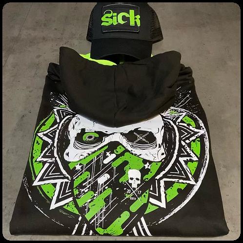 Superbright Toxic SickFuck3r Hood