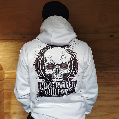 Controlled Violence Sublimation Hoodie